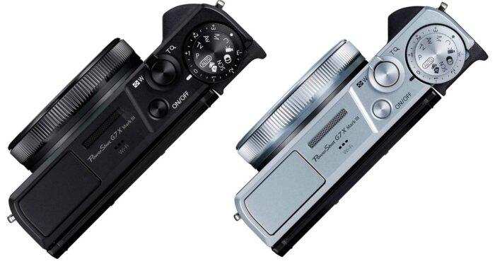 Canon PowerShot G7 X Mark III дизайн