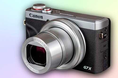 Canon PowerShot G7 X Mark III - компактный фотоаппарат