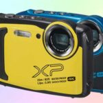 Fujifilm XP140 — компактный фотоаппарат 4K