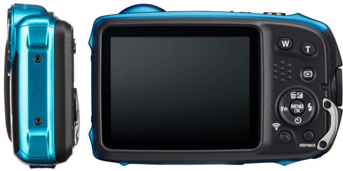 Fujifilm XP140 дизайн