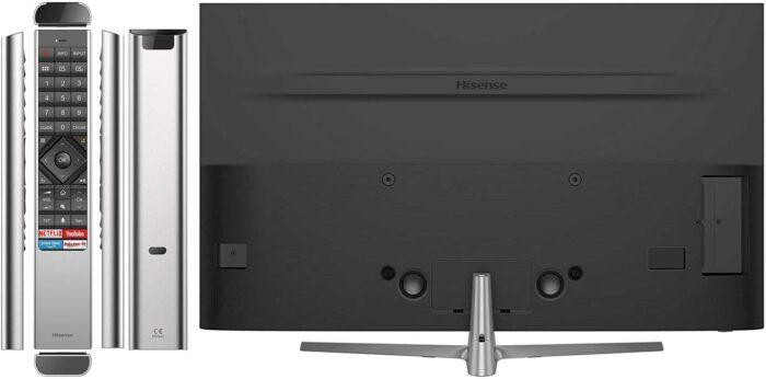 Hisense H65U8B дизайн