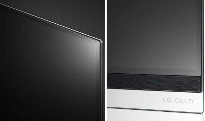LG OLED55E9 дизайн