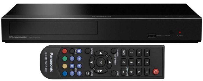 Panasonic DP-UB450 обзор