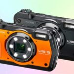 Ricoh WG-6 водонепроницаемый  фотоаппарат 4K
