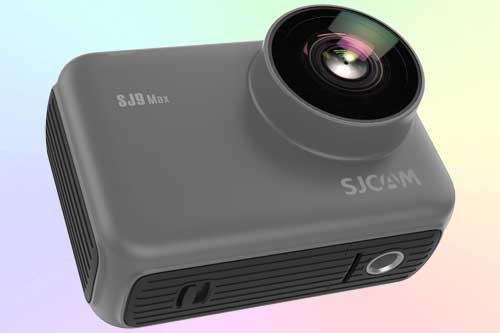 SJCAM SJ9 - зкшн-камера с беспроводной зарядкой