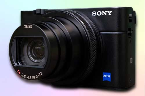 Sony Cyber-shot DSC-RX100M7 компактный фотоаппарат