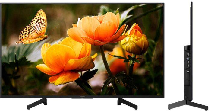 Sony KD-43XG7096 обзор