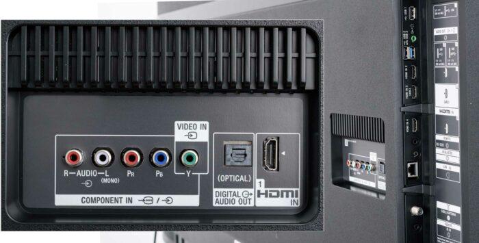 Sony KD-49XG8305 интерфейсы