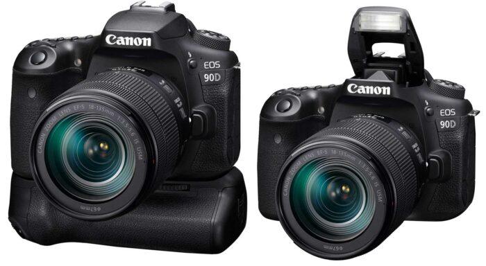 Canon EOS 90D обзор