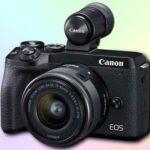 Canon EOS M6 Mark II — беззеркальный фотоаппарат с 4К HDR