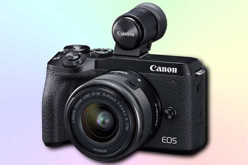 Canon EOS M6 Mark II - беззеркальный фотоаппарат с 4К HDR