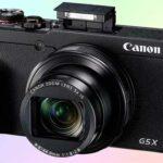Canon PowerShot G5X Mark II — фотоаппарат 4K