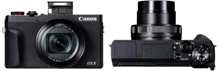 Canon PowerShot G5X Mark II обзор