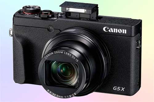 Canon PowerShot G5X Mark II - фотоаппарат 4K
