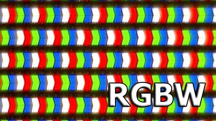 Как узнать матрицу RGBW