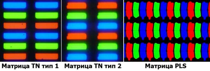 Матрицы TN и PLS