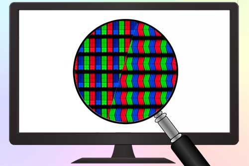 Какая матрица в телевизоре? Как определить самому