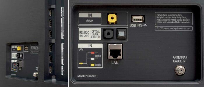 LG-49SM9000 интерфейс