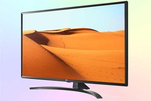 LG 49UM7450 с прямой подсветкой и бюджетной ценой