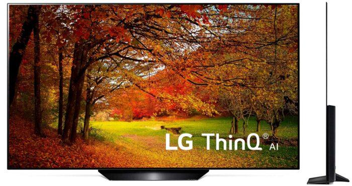 LG OLED55B9P обзор