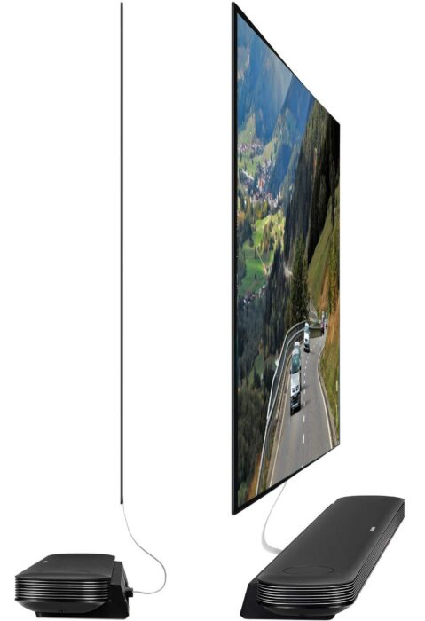 LG OLED65W9P обзор