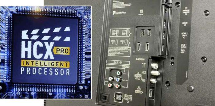 Panasonic TX-55GZR1500 интерфейсы