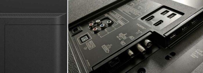 Panasonic TX-55GZR950 интерфейсы