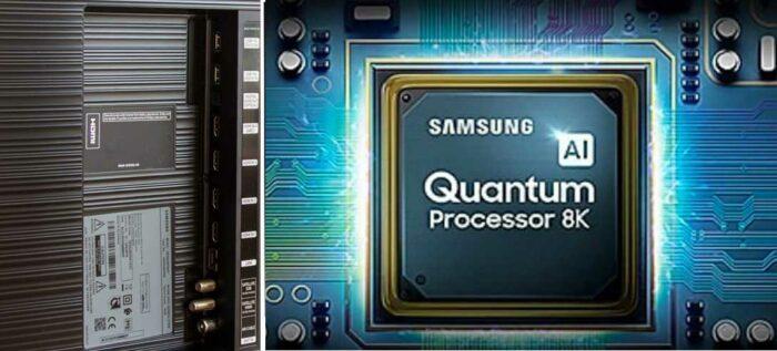 Samsung QE65Q67RAU интерфейсы