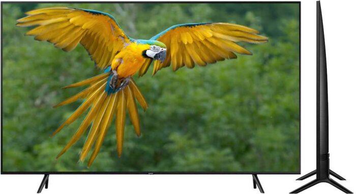 Samsung QE65Q67RAU обзор