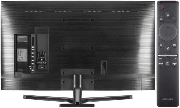 Samsung RU7410U тыловая панель