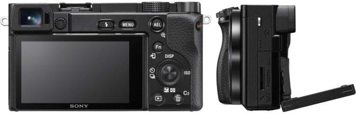 Sony Alpha ILCE-6100 обзор
