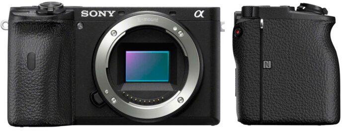 Sony Alpha ILCE-6600 обзор