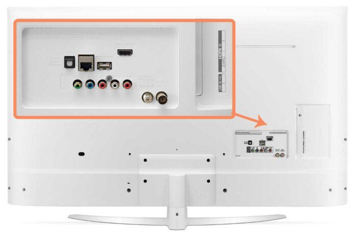 LG 49UM7490 интерфейсы