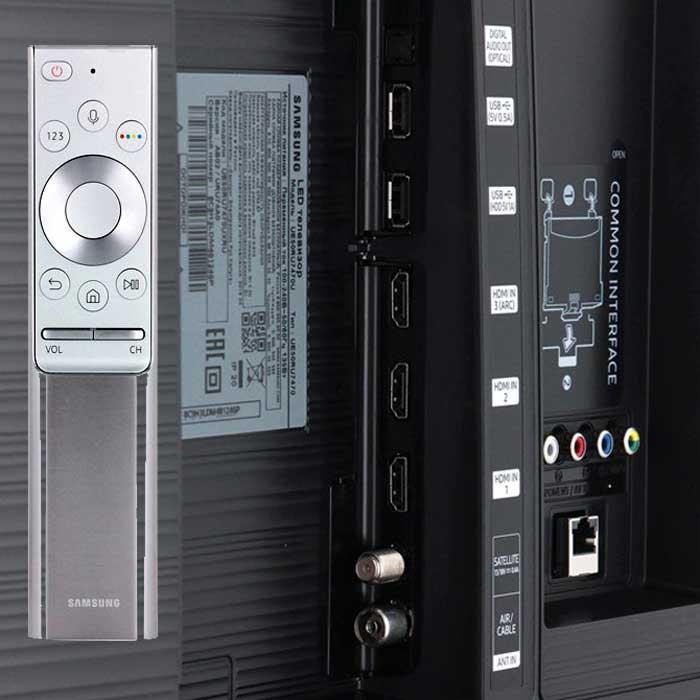 Samsung UE50RU7470U интерфейсы