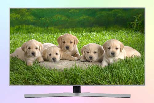Samsung UE50RU7470U - бюджетный UHD 4K телевизор