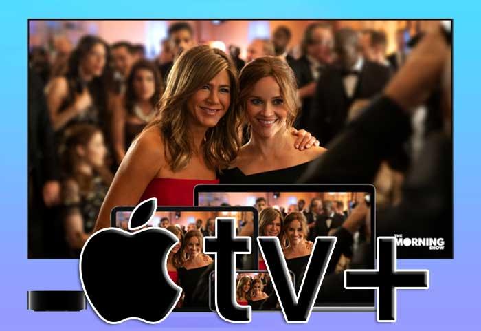 Apple TV + смотреть на русском языке стало реальностью