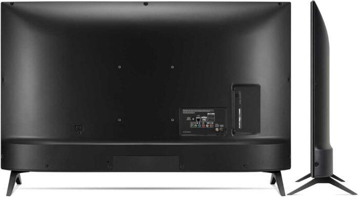 LG 43UM7500 дизайн