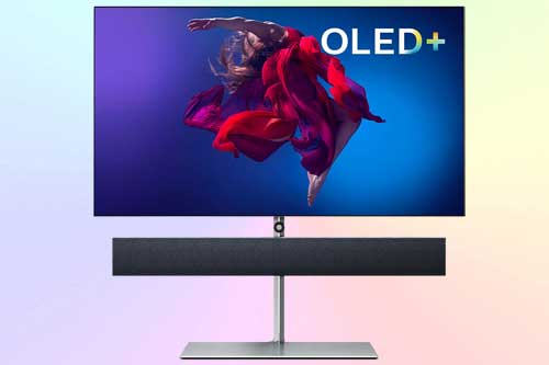 Philips 65OLED984 флагманский телевизор из линейки OLED +