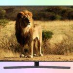Samsung UE55RU7200U UHD 4K TV из бюджетной серии RU7200