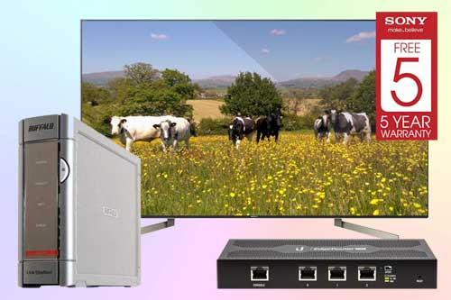 Как воспроизвести на телевизоре 4К видео из сети