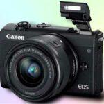 Canon EOS M200 — беззеркальный фотоаппарат 4К
