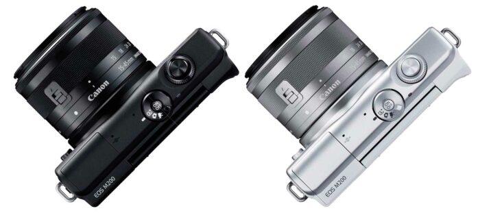 Canon EOS M200 обзор