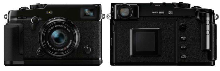 Fujifilm X-Pro3 обзор