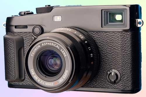 Fujifilm X-Pro3 - фотоаппарат-ретро 4К