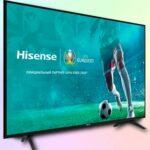 Hisense H43B7100 4K TV с бюджетной ценой