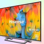 Hisense H55B7500 4К телевизор из серии ULED B7500