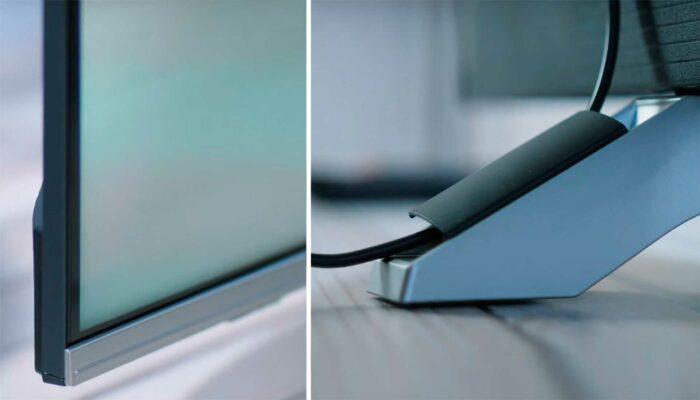 Hisense H55B7500 дизайн