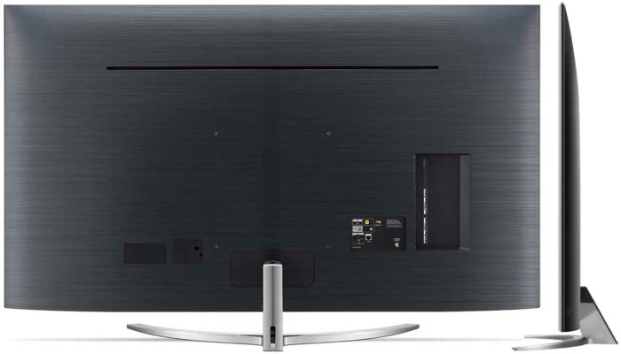LG 75SM9900 8K подключения