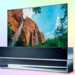 LG Signature OLED TV R 4K HDR Smart TV — рулонный телевизор
