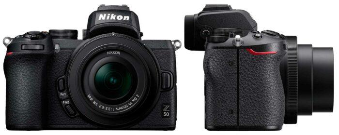 Nikon Z50 обзор